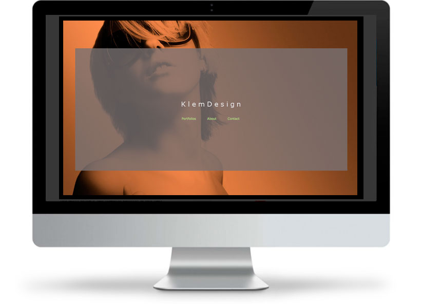Klem Design Home Page